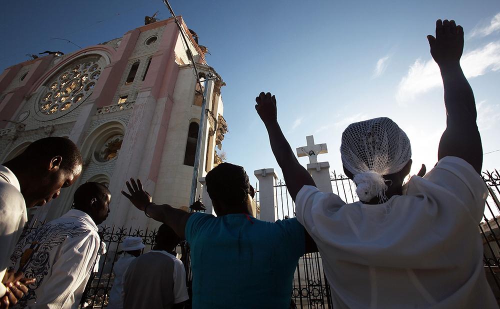 At least 17 children die in fire at Haitian orphanage run by Pennsylvania church