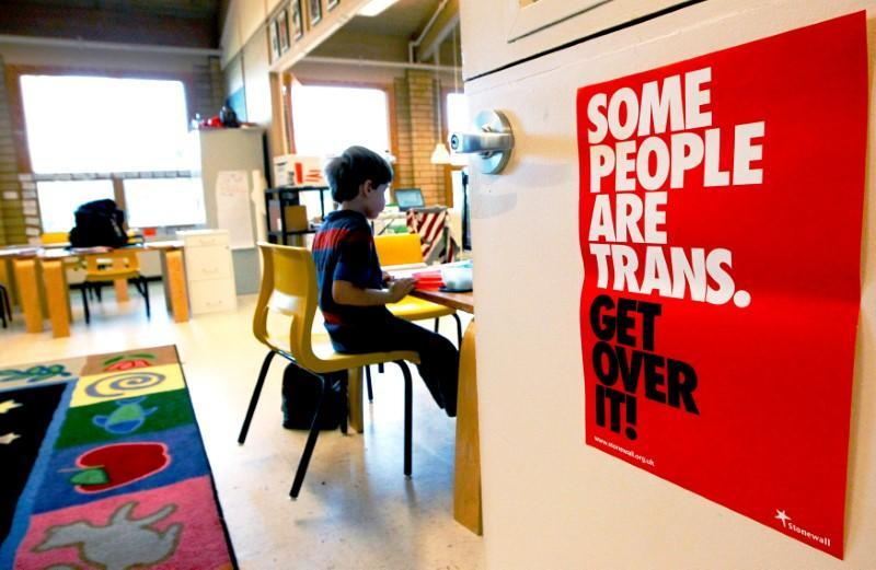 14 parents sue school district for affirming kids' transgender identity without consent