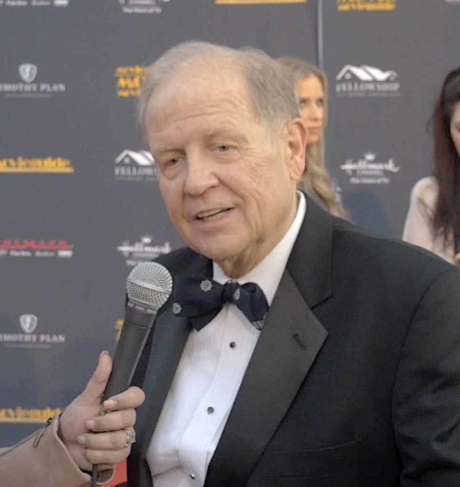 Movieguide founder Ted Baehr: More films with faith themes are being made now than ever before