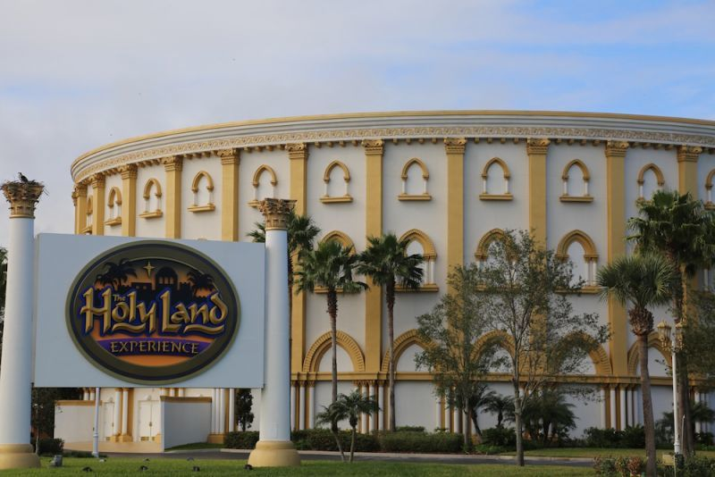 Holy Land Experience laying off most employees, closing 90% of park