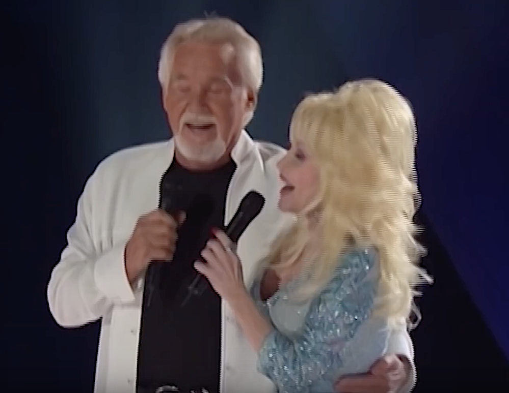 Dolly Parton says Kenny Rogers is in Heaven asking God to spread light on the world's darkness