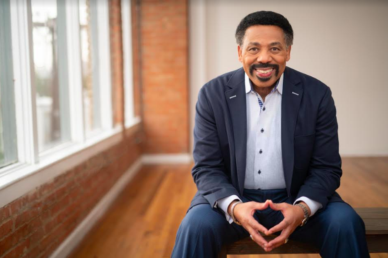 Tony Evans on COVID-19 panic: 'Fear is outpacing the problem of the virus'