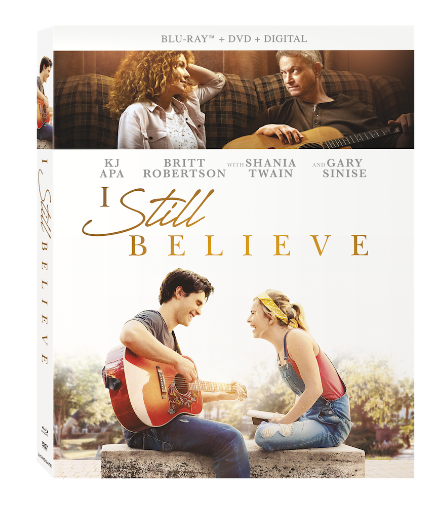'I Still Believe' now available on Blu Ray/DVD after shutdown of theaters expedites release