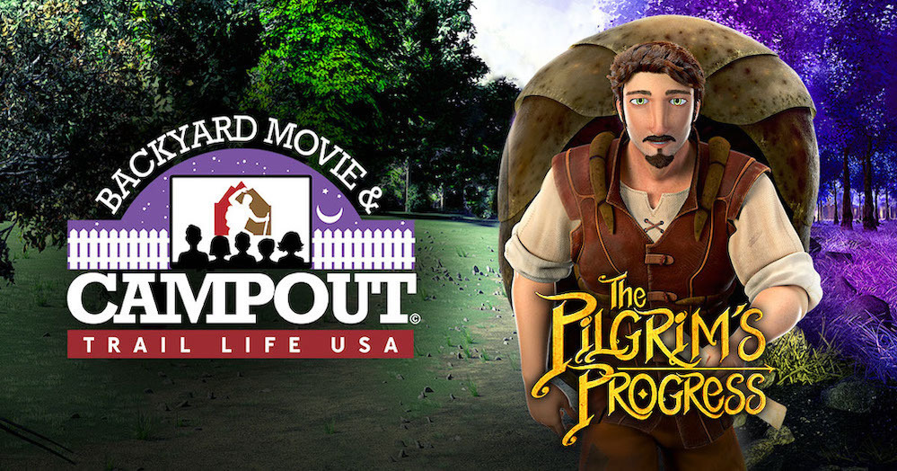 David Benham, Keith and Kristyn Getty join Trail Life USA for backyard movie and campout
