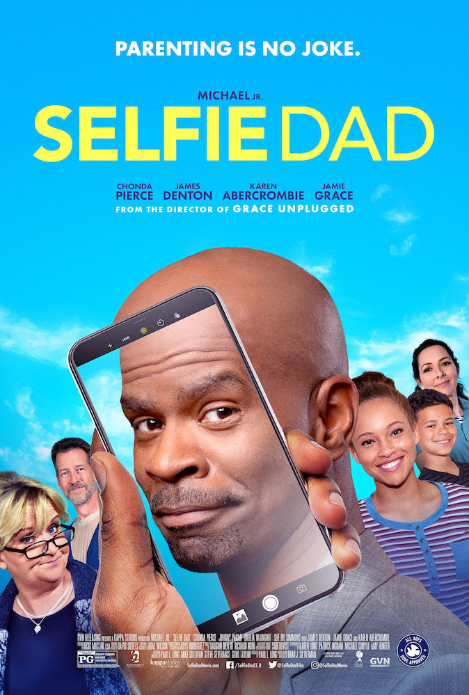 'Selfie Dad' star Michael Jr. encourages fathers, all men to find their strength in the Bible