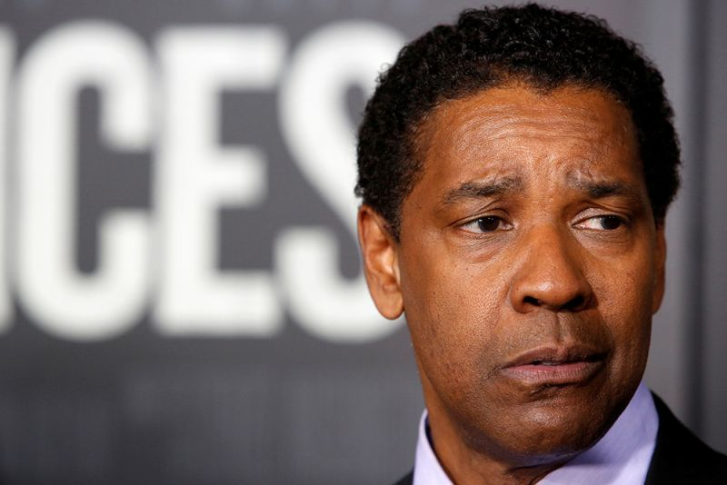 Denzel Washington recounts being filled with the Holy Ghost: 'It scared me'
