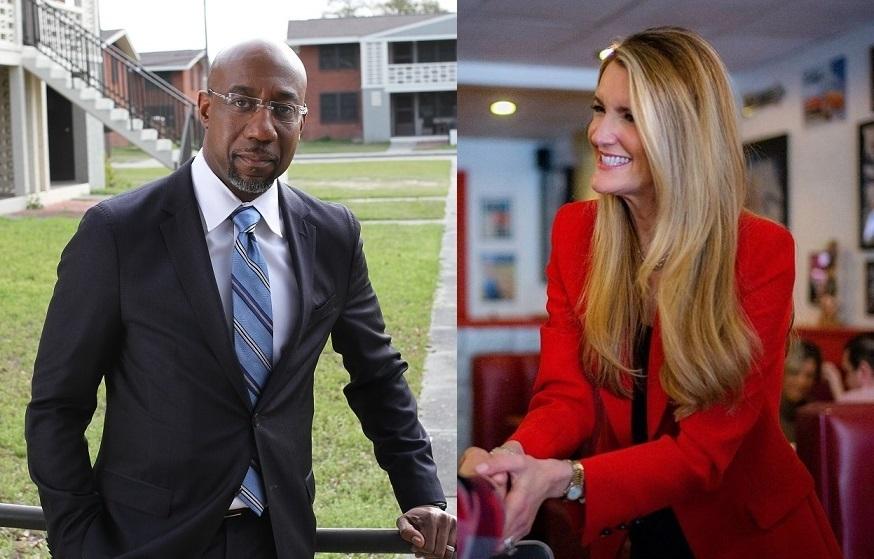 Sen. Kelly Loeffler slams Rev. Raphael Warnock for not rejecting ...