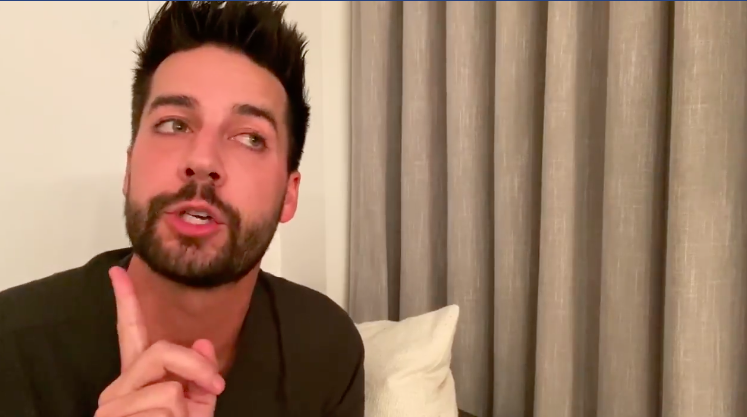 John Crist returns with first comedy bit from Tenn. Waffle House