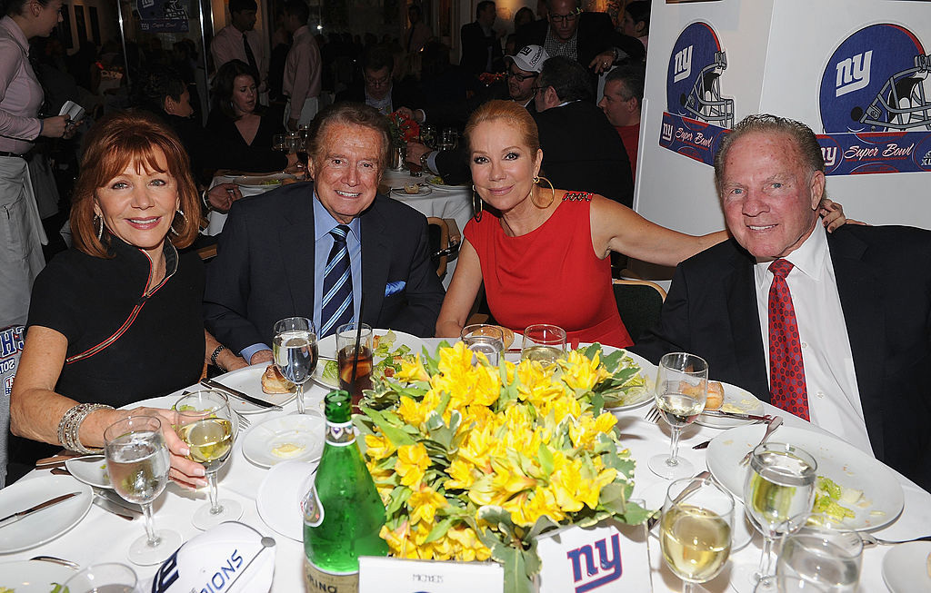 Kathie Lee Gifford, celebrities pay tribute to TV icon Regis Philbin, who died at 88
