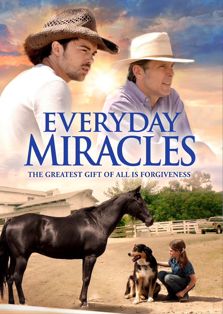 New film 'Everyday Miracles' follows preacher's son who moves in the power of healing (trailer)