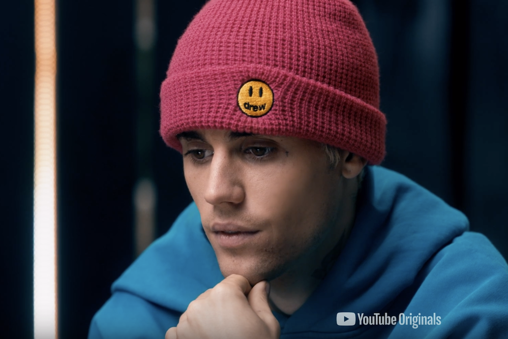 Justin Bieber shares his God-inspired desire to be a better man