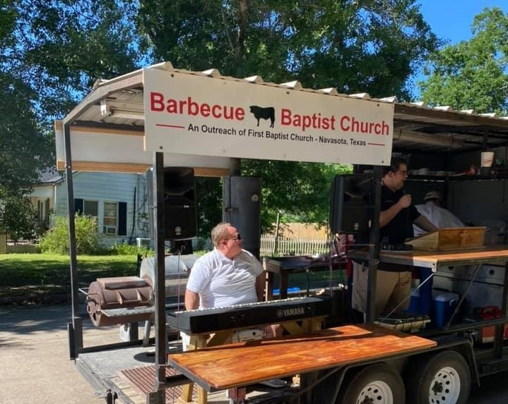 Barbecue Baptist Church delivers meals, hope, and levity
