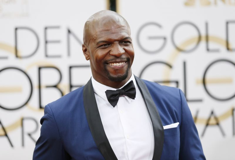 Terry Crews defends comments against 'black supremacy;' talks challenging strict church rules as a kid