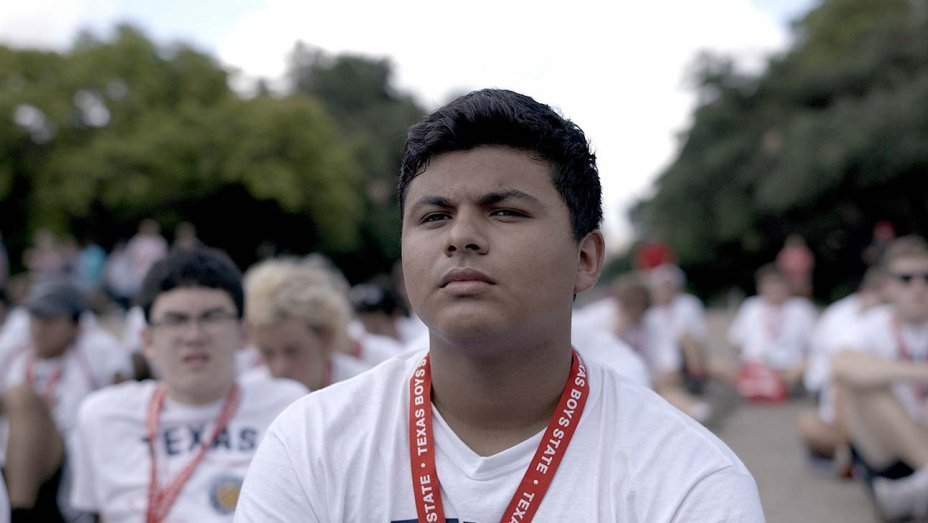 'Boys State' filmmakers say docu gives viewers a hopeful, entertaining look at tomorrow's politicians