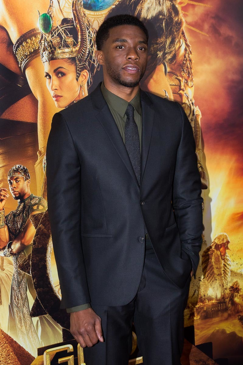 'Black Panther's' Chadwick Boseman openly talked about his faith in God, quoted Scripture often