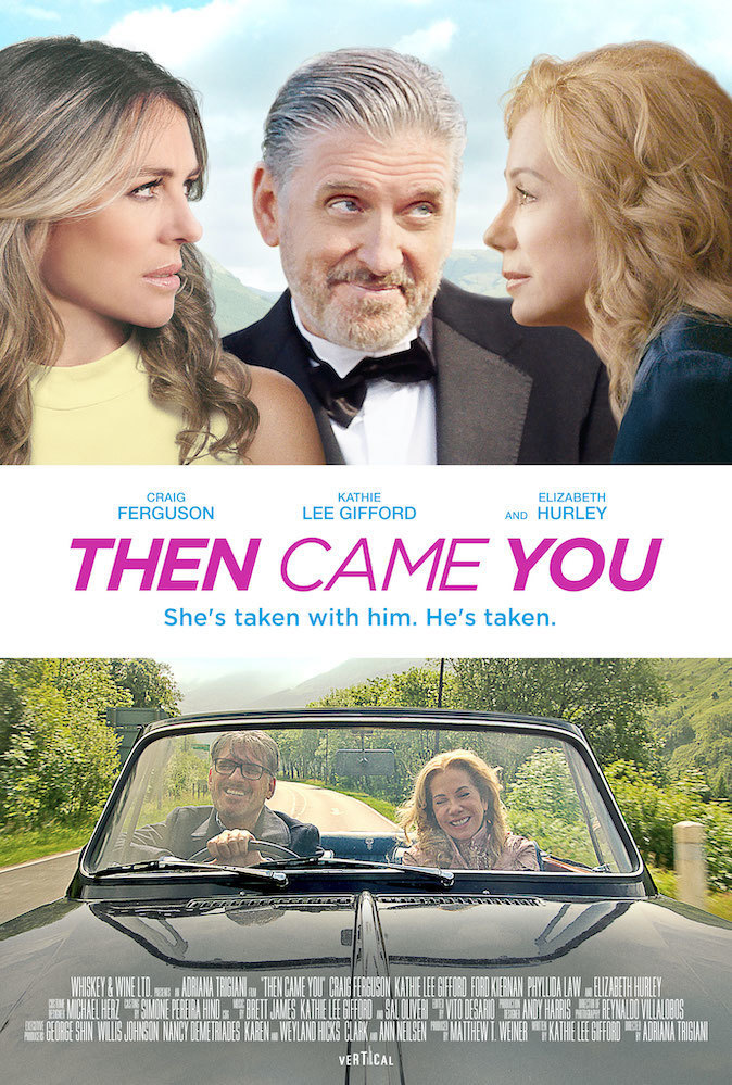 Kathie Lee Gifford writes, stars in rom-com 'Then Came You' set to release this fall