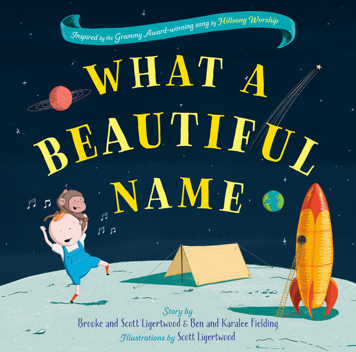 Hillsong worship releases children's book based on hit song 'What A Beautiful Name'