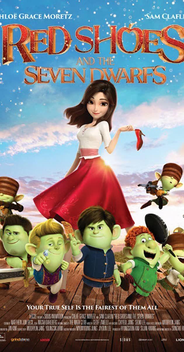 'Red Shoes,' modern retelling of 'Snow White' from Christian animator, highlights inner beauty