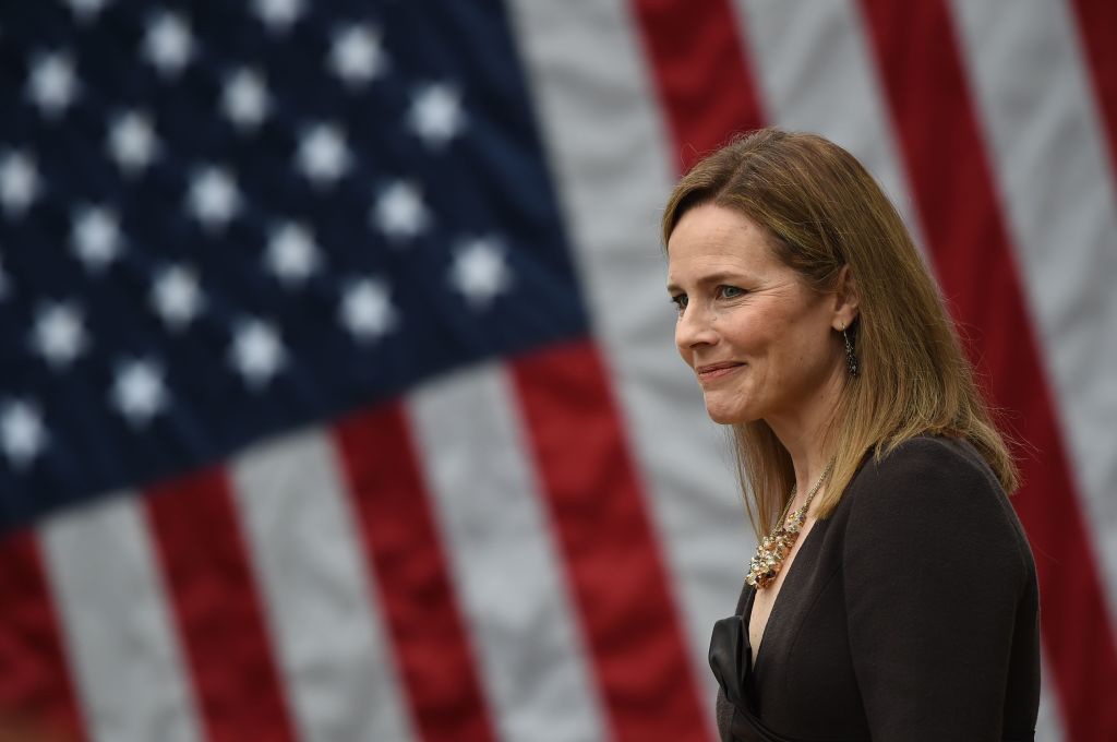 Christians on right, left react to Trump's nomination of Amy Coney Barrett to US Supreme Court