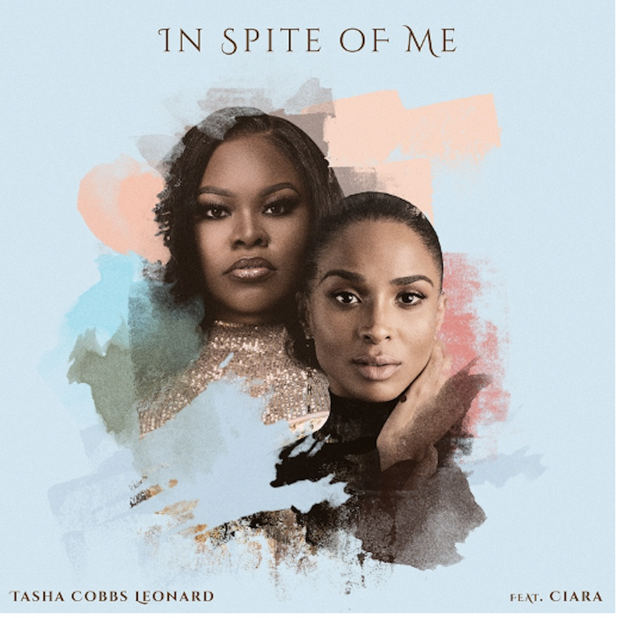 Tasha Cobbs Leonard releases surprise single featuring Ciara on God's unconditional love