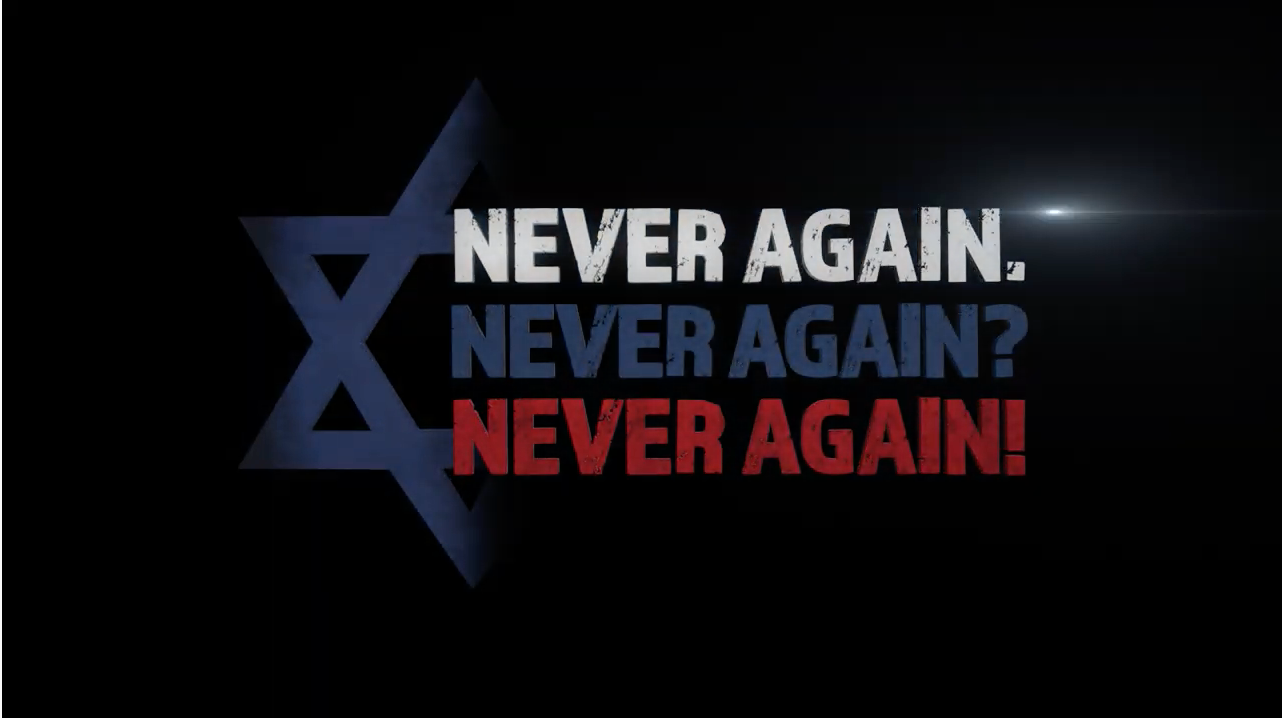 New film 'Never Again' shows horrors of rising anti-Semitism: 'It hasn't just gone away'
