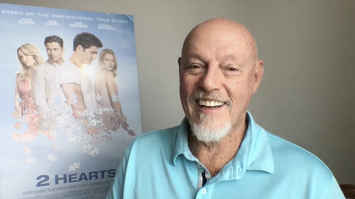 Hollywood filmmaker says 'faith is what should keep us going' in 2020; releases new movie '2 Hearts'