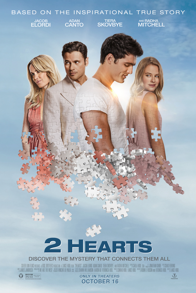 '2 Hearts' actor Adan Canto says new movie speaks to value of life, family