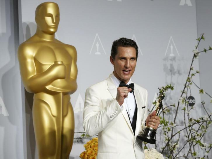 Matthew McConaughey says he was blackmailed into having sex at 15, feared he'd go to Hell