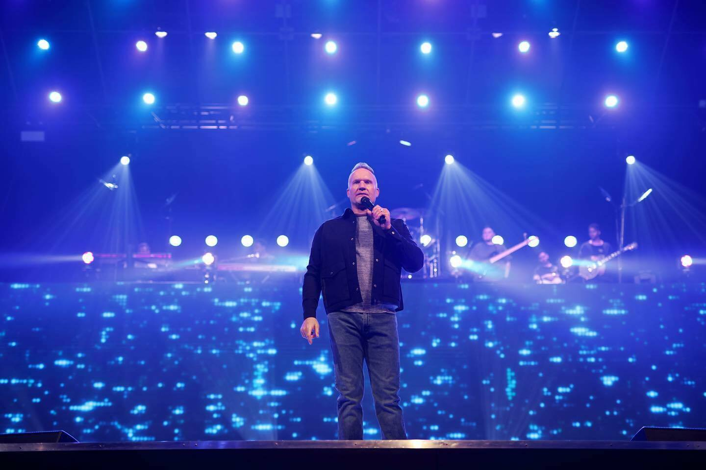 Ron Carpenter says legal disputes with Pastor John Gray over church 'are finished'