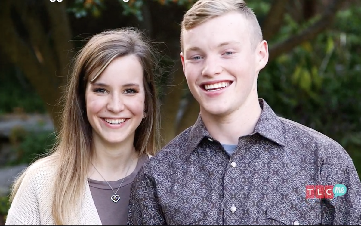 18-y-o Duggar son engaged, says God brought fiancee into his life