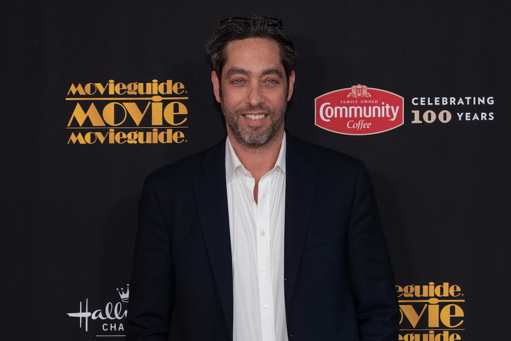 Nick Loeb turns to cryptocurrency to raise funds for pro-life film 'Roe v. Wade'