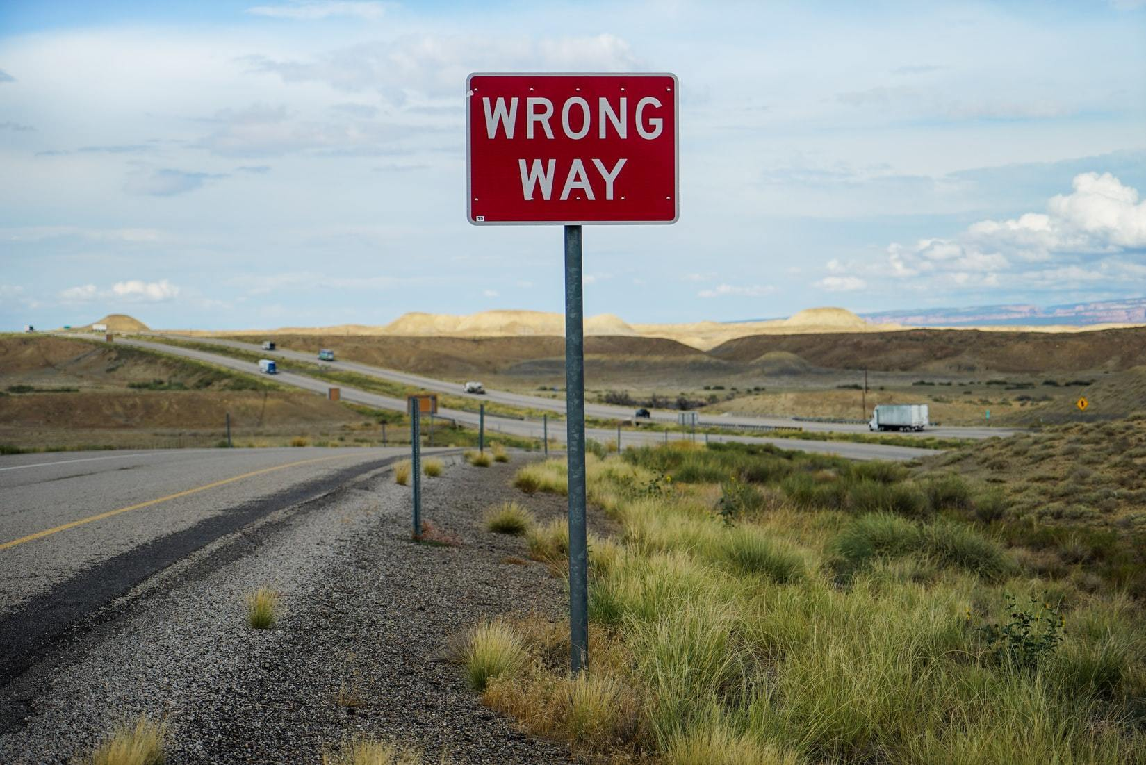 The problem with talking about right and wrong