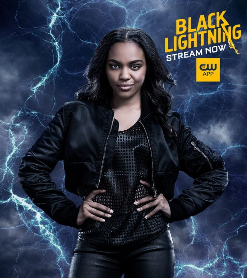 Hollywood actress leaving 'Black Lightning' TV series to do 'God's work'