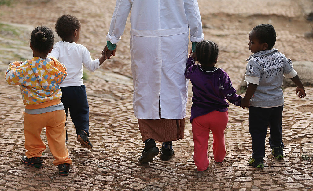 Christian groups urge churches to help children orphaned by COVID