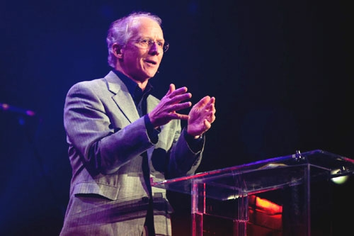 John Piper on Personal Experience With Exorcism
