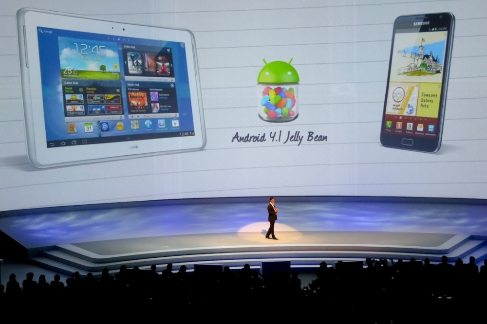Samsung Galaxy S2 Android 4 1 JellyBean Update Rolls Out in